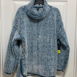 Xersion soft touch pullover cozy and warm XL